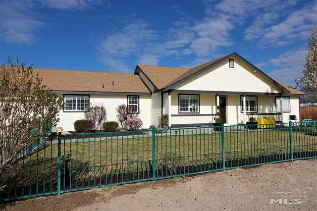 6285 Bluegrass, Stagecoach, NV 89429 (MLS #210004833) :: Morales Hall Group