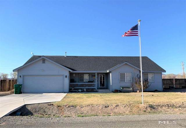9885 Palmetto Dr., Stagecoach, NV 89429 (MLS #210004856) :: NVGemme Real Estate
