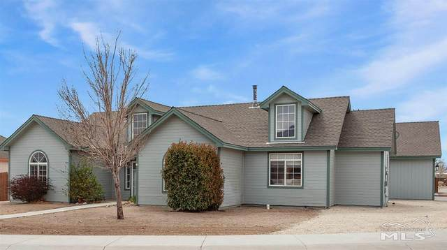 100 Nantucket, Dayton, NV 89403 (MLS #210004896) :: Craig Team Realty