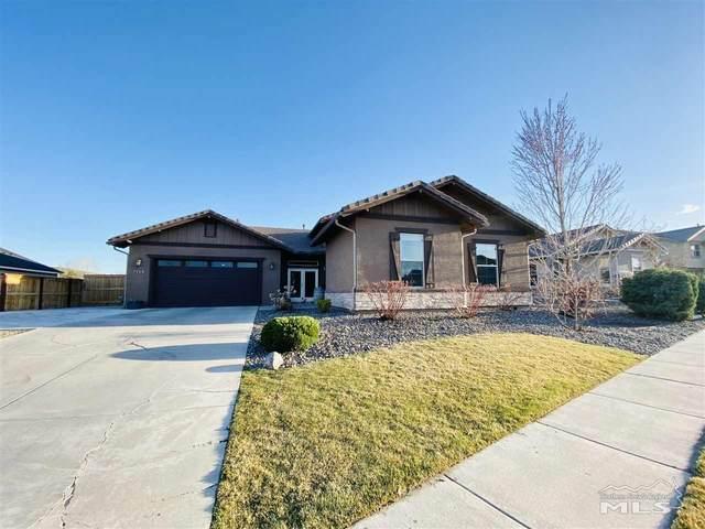7140 Souverain, Reno, NV 89506 (MLS #210004901) :: Theresa Nelson Real Estate