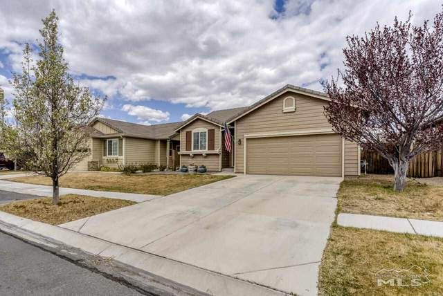 116 Bailey Street, Dayton, NV 89403 (MLS #210004977) :: NVGemme Real Estate