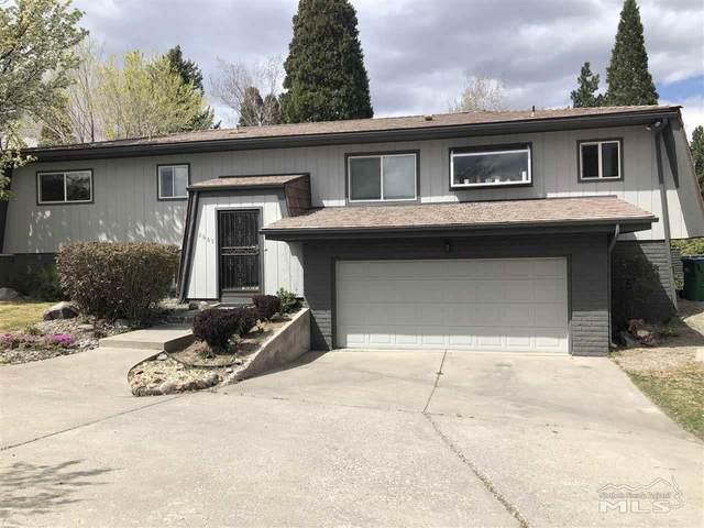 2665 Pioneer Drive, Reno, NV 89509 (MLS #210004978) :: Vaulet Group Real Estate