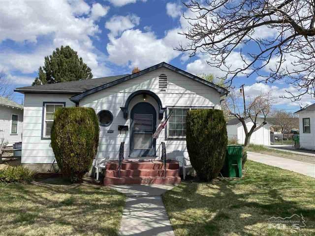 1018 E Street, Sparks, NV 89431 (MLS #210004988) :: Theresa Nelson Real Estate