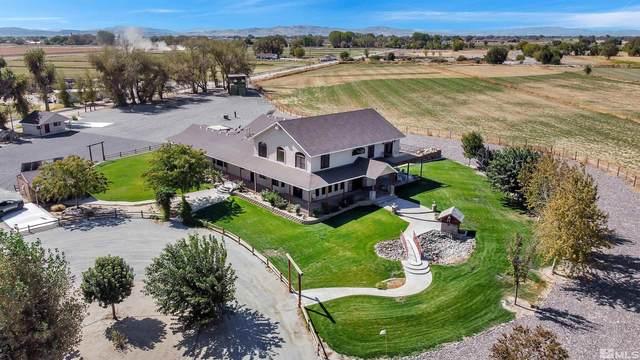 3376 Weaver, Fallon, NV 89406 (MLS #210005060) :: NVGemme Real Estate