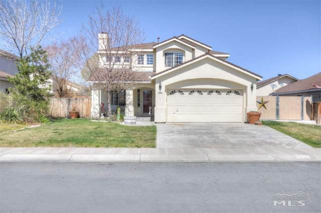 2632 Carriage Crest, Carson City, NV 89706 (MLS #210005078) :: Theresa Nelson Real Estate