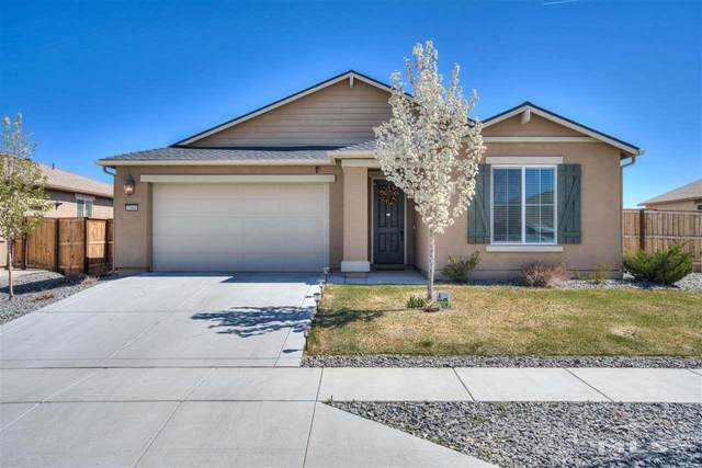 7260 Quill Drive, Reno, NV 89506 (MLS #210005092) :: Chase International Real Estate