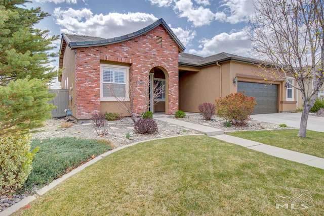 1820 Granite Chief Dr., Reno, NV 89521 (MLS #210005097) :: NVGemme Real Estate