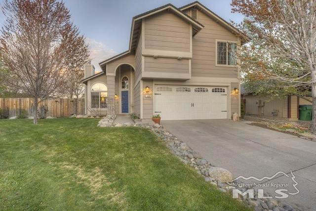 1098 Chesterfield Ct., Reno, NV 89523 (MLS #210005147) :: Morales Hall Group
