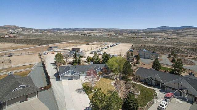 50 Geraldine Ct., Sparks, NV 89441 (MLS #210005178) :: The Mike Wood Team