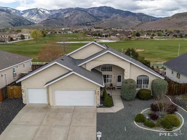 2734 Oak Ridge Dr., Carson City, NV 89703 (MLS #210005199) :: NVGemme Real Estate