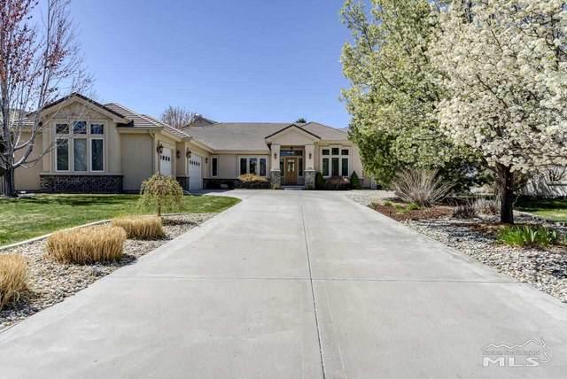 5406 Hidden Valley Ct, Reno, NV 89502 (MLS #210005213) :: Theresa Nelson Real Estate