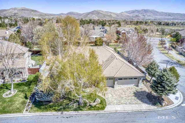 2118 Waterford Place, Carson City, NV 89703 (MLS #210005217) :: Craig Team Realty