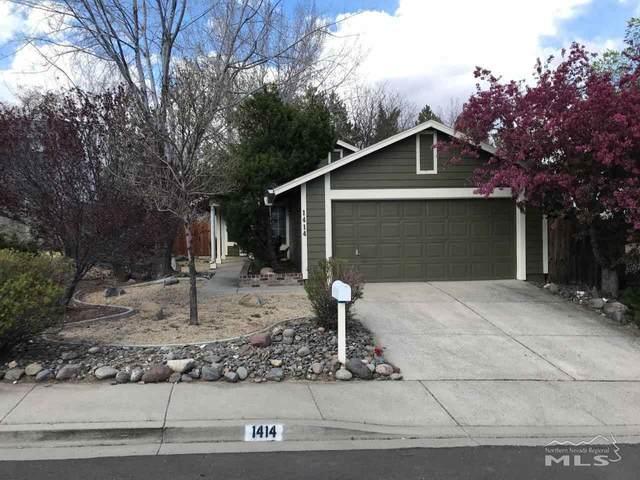 1414 Ambassador Dr., Reno, NV 89523 (MLS #210005240) :: Morales Hall Group