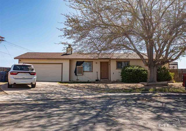752 Earth  Cir, Fernley, NV 89408 (MLS #210005247) :: Theresa Nelson Real Estate