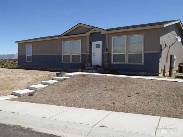 50 Whistler Street, Eureka, NV 89316 (MLS #210005381) :: Chase International Real Estate