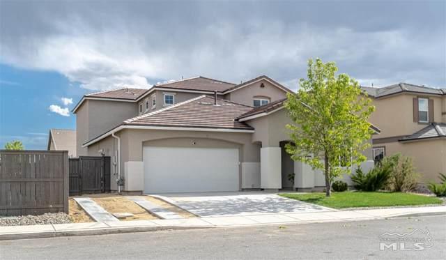 2576 Gallagher Rd., Sparks, NV 89436 (MLS #210005399) :: Chase International Real Estate