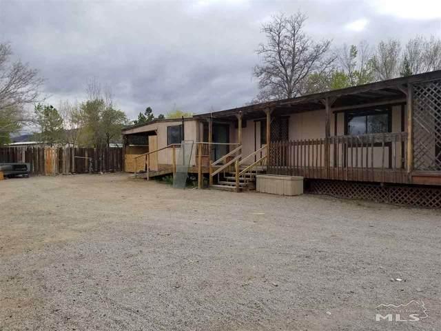16260 Rhyolite, Reno, NV 89511 (MLS #210005402) :: Chase International Real Estate
