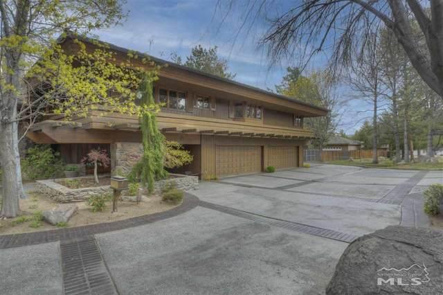 1419 Longview Way, Carson City, NV 89703 (MLS #210005443) :: Chase International Real Estate