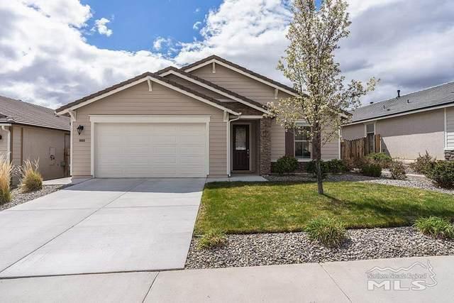 3563 Long Dr, Minden, NV 89423 (MLS #210005461) :: Chase International Real Estate