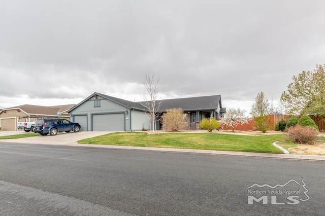 1234 Avian, Sparks, NV 89436 (MLS #210005476) :: Chase International Real Estate