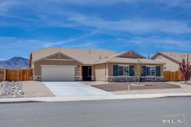 67 Columbia Drive, Dayton, NV 89403 (MLS #210005496) :: NVGemme Real Estate