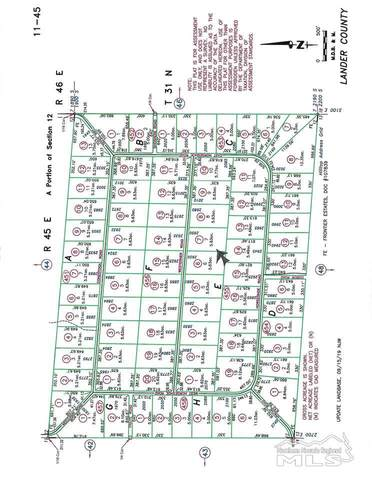 2950 Westerner Rd, Battle Mountain, NV 89820 (MLS #210005513) :: Chase International Real Estate