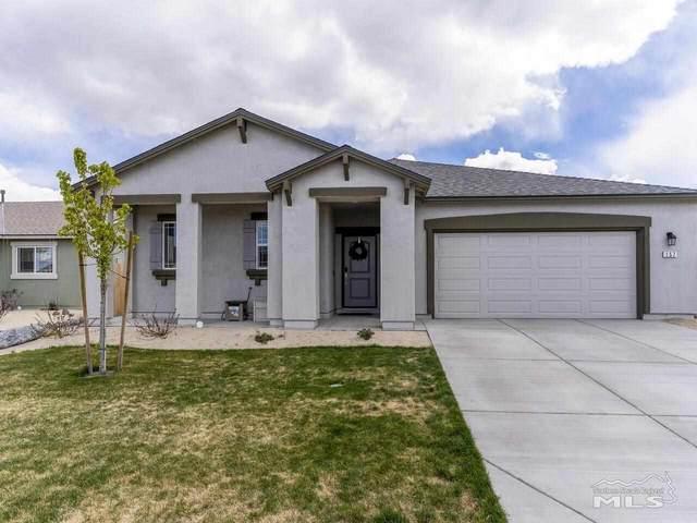157 Royal Oaks, Fernley, NV 89408 (MLS #210005539) :: NVGemme Real Estate