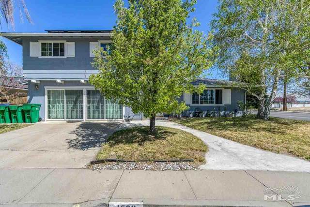 1532 Appaloosa, Carson City, NV 89701 (MLS #210005635) :: NVGemme Real Estate