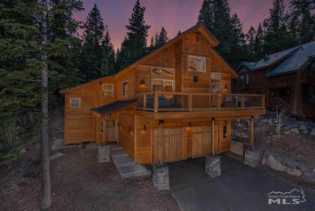 12546 Falcon Point Place, Truckee, Ca, CA 96161 (MLS #210005690) :: Theresa Nelson Real Estate