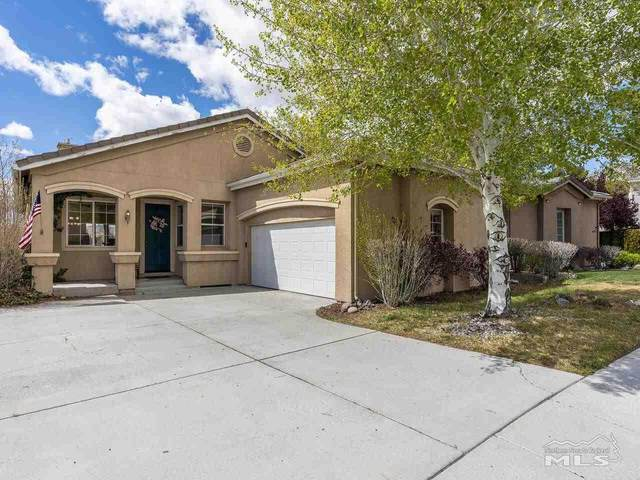 4579 Mount Bachelor Dr, Sparks, NV 89436 (MLS #210005693) :: NVGemme Real Estate