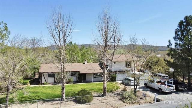 11675 Mistletoe St., Reno, NV 89506 (MLS #210005702) :: NVGemme Real Estate