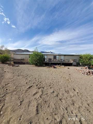 201 Huckleberry, Dayton, NV 89403 (MLS #210005725) :: Vaulet Group Real Estate