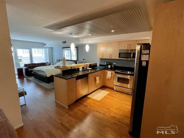 255 N Sierra St #713, Reno, NV 89501 (MLS #210005744) :: Theresa Nelson Real Estate