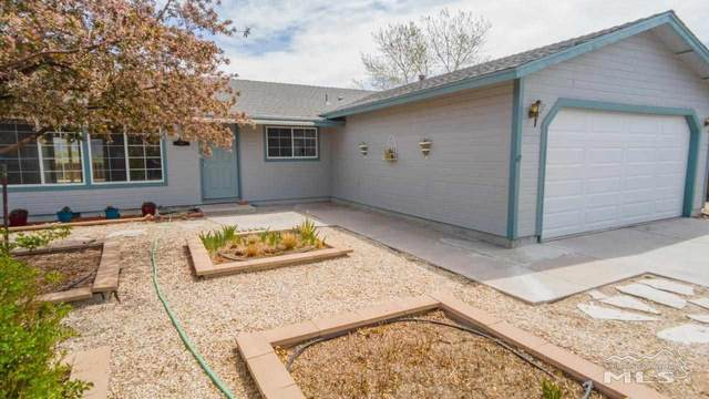 794 Monico Drive, Dayton, NV 89403 (MLS #210005775) :: Chase International Real Estate
