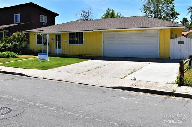 3409 Woodside Drive, Carson City, NV 89701 (MLS #210005856) :: Theresa Nelson Real Estate