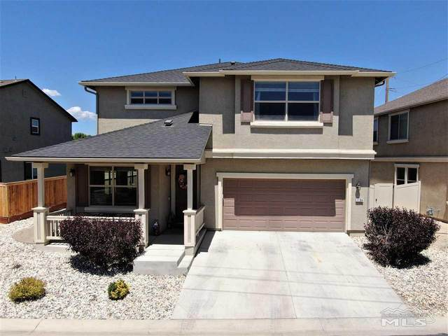 1194 Canvasback Dr Canvasback, Carson City, NV 89701 (MLS #210005881) :: NVGemme Real Estate