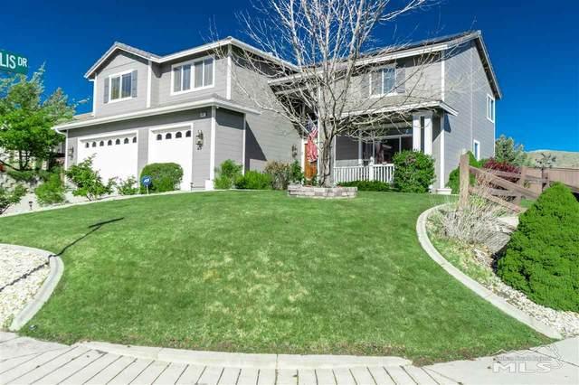497 Ketchum Ct., Reno, NV 89511 (MLS #210005915) :: Morales Hall Group
