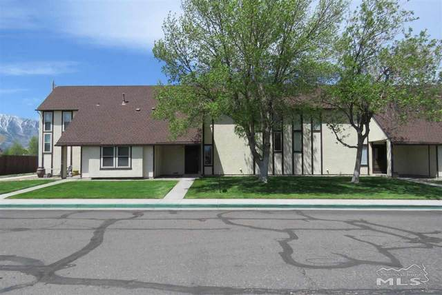 1750 Pinewood Dr. #2, Minden, NV 89423 (MLS #210005917) :: Chase International Real Estate