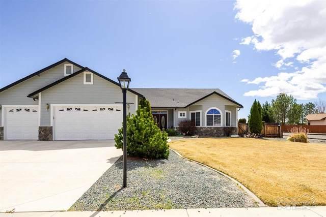 2919 La Cresta Circle, Minden, NV 89423 (MLS #210005982) :: Vaulet Group Real Estate