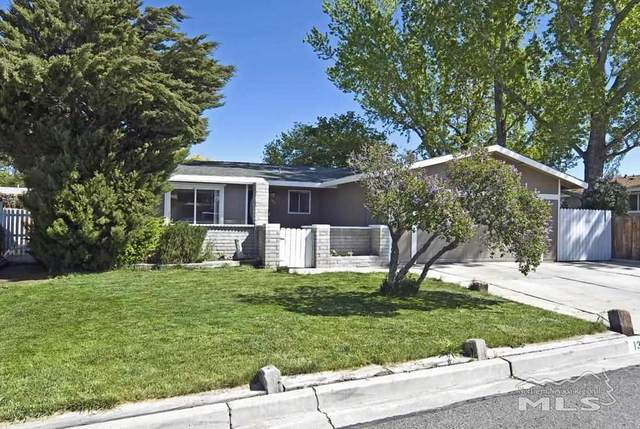 1380 Apollo Apollo, Gardnerville, NV 89410 (MLS #210006066) :: Chase International Real Estate