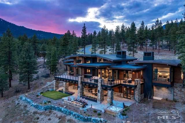 273 Swifts Station Dr, Carson City, NV 89705 (MLS #210006102) :: NVGemme Real Estate