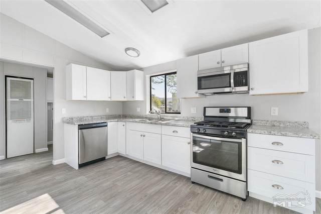 3601 Sherman, Carson City, NV 89706 (MLS #210006262) :: Vaulet Group Real Estate