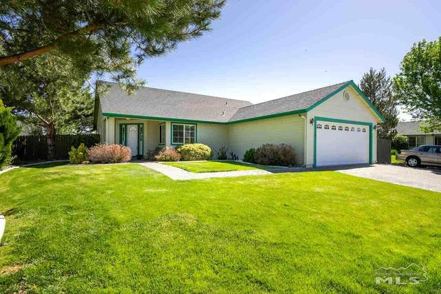 1316 Brooke Way, Gardnerville, NV 89410 (MLS #210006303) :: Vaulet Group Real Estate