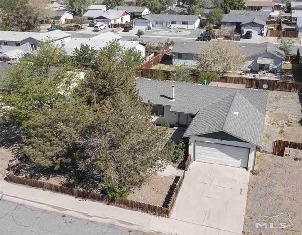 884 E Street Nv, Fernley, NV 89408 (MLS #210006390) :: Vaulet Group Real Estate