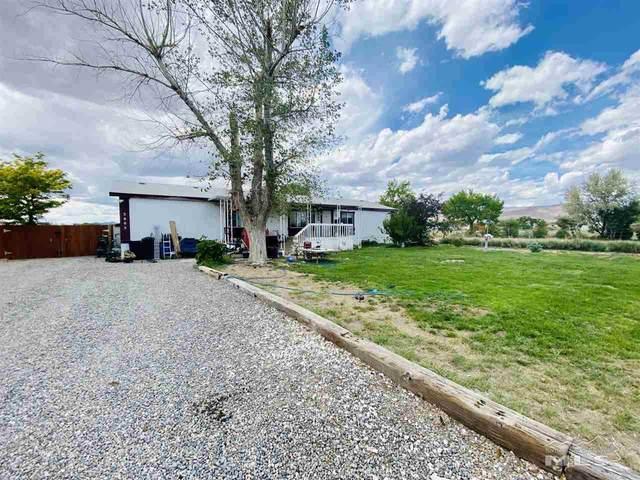 3805 Citrus Street, Silver Springs, NV 89429 (MLS #210006400) :: NVGemme Real Estate