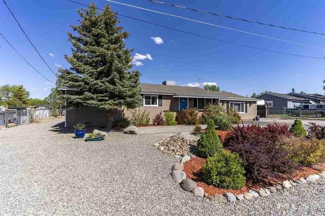 919 Monument Peak Drive, Gardnerville, NV 89460 (MLS #210006537) :: NVGemme Real Estate