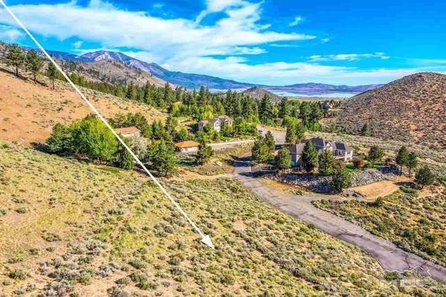 4056 Via Grant Drive, Carson City, NV 89703 (MLS #210006590) :: Chase International Real Estate