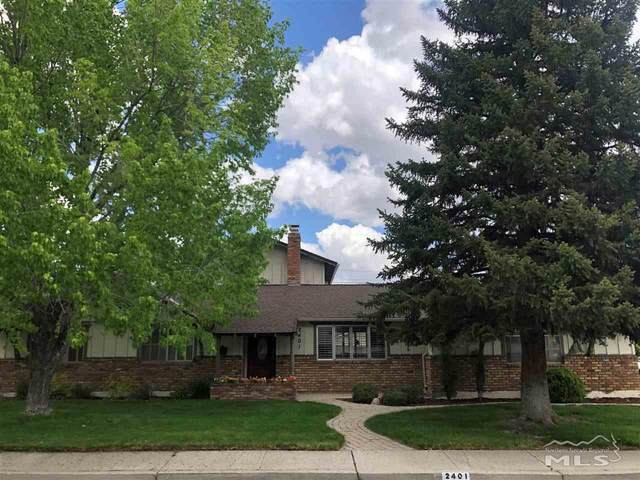 2401 Balsam Street, Reno, NV 89509 (MLS #210006627) :: Vaulet Group Real Estate