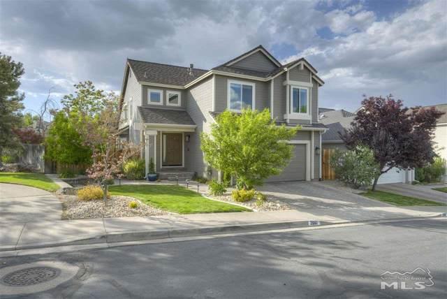 2061 Mountain Vista Way, Reno, NV 89519 (MLS #210006823) :: NVGemme Real Estate