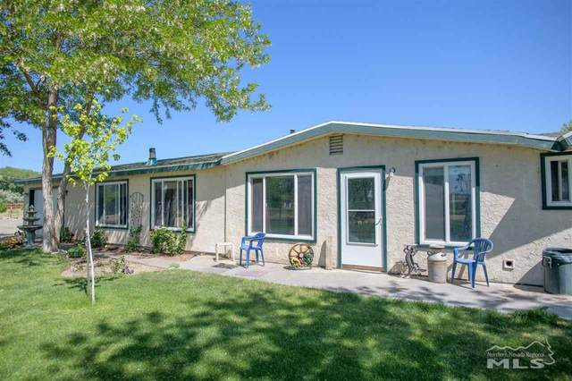 2000 Soda Lake, Fallon, NV 89406 (MLS #210006930) :: Chase International Real Estate